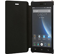 Fashion Quality Design PU Leather and Plastic Flip Case for DOOGEE X5 (Assorted Colors)