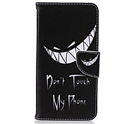 Tooth Pattern PU Leather Material Flip Card Phone Case for iPhone 6 Plus/6S Plus