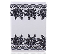 Lace Pattern  Stent Case for iPad Air
