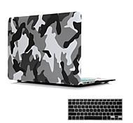 "2 in 1 opaca cristallo superficie gommata copertura dura di caso per MacBook Air 11 copertina ""13 /"" + tastiera"