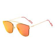 100% UV400 Wayfarer Fashion Mirrored Lightweight Sunglasses