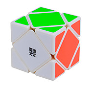 Magic Cube Skewb Speed Smooth Speed Cube White ABS Toys