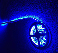 LED Light Strip Light-emitting Diode 3528SMD 300LED Waterproof IP44 Blue/Red Light DC12V 5M/Lot