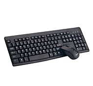 2.4GHz Optical Wireless Mouse Game Mouse and Computer Keyboard Sets 2 Pieces