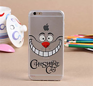 Red Nose Pattern TPU Material Phone Case for iPhone 6 Plus /6S Plus