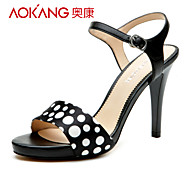 Aokang® Women's Leather Sandals - 132811104
