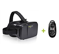 "BOBOVR 3D VR Glasses Virtual Reality VR Head Mount Cardboard for  4""-6"" Smartphone + Bluetooth Controller"