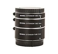 kooka kk-nm47a af Verlängerungsrohr aus Aluminium für Nikon 1-Serie (10 mm 16 mm 21 mm-Kameras)