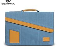 GEARMAX® Handle Bag Women Men Fashion Nylon Waterproof Laptop Bag for Macbook Pro 15 Pro 15 with retina