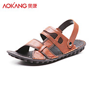 Aokang® Men's Leather Sandals - 141723006