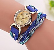 Leather Retro Girl Watches