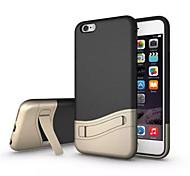 difficile caso armatura sottile per il iphone 6s 6 plus / iphone più