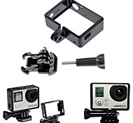 Protective Camera Frame Holders for Gopro Hero 4 / 3+