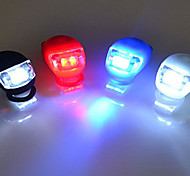 Bike Lights / Lanterns & Tent Lights / Rear Bike Light / Safety Lights LED - Cycling Impact Resistant / Easy Carrying CR2032 400 Lumens