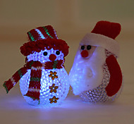 2015 Electronic LED Christmas Snowman