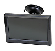 "5"" TFT Car LCD Screen Rearview Monitor Reverse Backup for Camera DVD VCD"