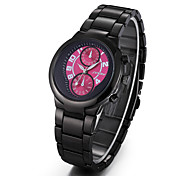 SINOBI ®Women Dress Watches Quality Black Band Luminous Analog Quartz Watch Woman Fashion Casual Wristwatch Lady