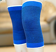 Knee Brace Sports Support Thermal / Warm Climbing Blue