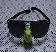 Sonnenbrillen Unisex's Elegant / Sport / Modern / Polarisierte Quadratisch Silber / Beige Sonnenbrillen / Sport Vollrandfassung