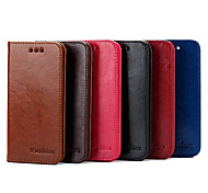Fashion PU Flip Leather Case with Card Function for iPhone 6/6S(Assored Colors)