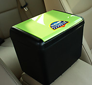 SHUNWEI Car Mount Trash Bin Inside the Vehicle Glove Box