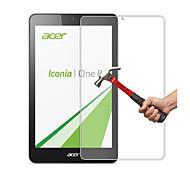 """protector de pantalla de cristal templado de 8 de Acer Iconia se b1-820 8 """"película protectora de la tableta"""