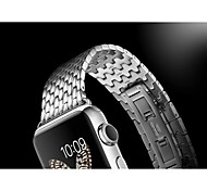Business Affairs Leisure Metal Stainless Steel Watchband for Apple iWatch 42MM/38MM
