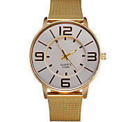 Woman's Watches New Fashion Exquisite Pure Gold Watch