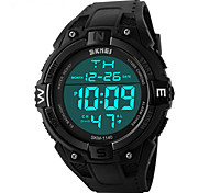 Skmei® Men's  Outdoor Sports Multifunction LED Watch 50m Waterproof Cool Watch Unique Watch