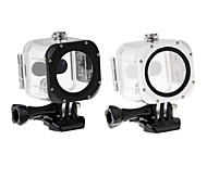 Professional Underwater Diving 60M Waterproof Housing Protective Case for GoPro 4 Session