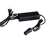 DearRoad US 10A 120W 110V-220V AC Wall Power to 12V DC Car Cigarette Lighter Adapter Inverter