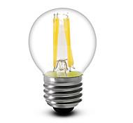 1 Stück SHENMEILE E26/E27 4W 4 COB 400 LM Warmes Weiß G45 edison Vintage LED Glühlampen AC 220-240 V