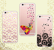 MAYCARI®Beauty Soft Transparent TPU Back Case for iPhone5/iPhone 5S(Assorted Colors)