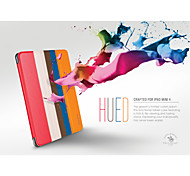 sbprc bunte Mehrfarbmuster Import PC zurück Fall für Apple iPad mini4