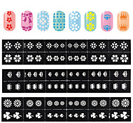 Encantador - Dedo - Joyas de Uñas - Otros - 1Pcs - 8*4*1 - ( cm )