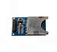 lecteur de carte SD prise le module SMC sd spi interface de carte sd