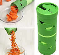 Cucumber carrot loofah Slicer Slicing Knife Multifunction Device Shredded Rotatory Spiral Yarn Cutter Graters