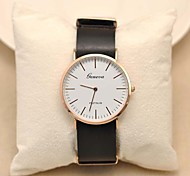 Woman's Watches Slim Belt Watch Daniel Same Paragraph Slim Leather Watch Cool Watches Unique Watches