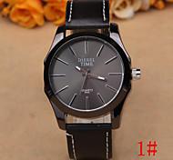 ms masculinos. relógios minimalista fashion linha carro ocasional escala cinto