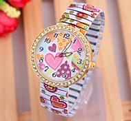 orologi donna nuovo modello di orologi elastico moda amore