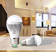 1 Stück LERHOME Dekorativ LED Kugelbirnen G60 E26/E27 7W 560 LM 3000K/6500K K 14 SMD 5730 Warmes Weiß / Kühles Weiß AC 220-240 V