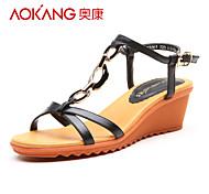 Aokang® Da donna Di pelle Sandali