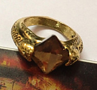Gold Ring of Potter Halloween Cosplay Costumes HP Halloween Cosplay Accessory