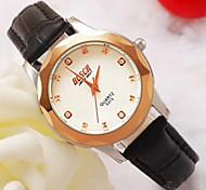 Diamond Quartz Watch Strap Watch For Men And Women Lovers