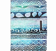 Decorative Patterns Pattern PU Tablet Case for iPad MINI 1/2/3