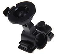 rotation vélo / moto titulaire / support pour GPS / téléphone portable - noir