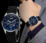 Black Knight Struck Cool New Fashion Men's Big Dial Retro Waterproof Quartz Watch Cool Watch Unique Watch