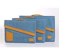"""11.6"""" 13.3"""" 15.4""""Universal Backpack Single Shoulder Laptop Bag Briefcase File Package Leisure Bag for MacBook"""