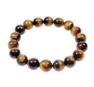 Natural Tigereye Bracelet 10 MM