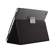 Magnetic Auto Wake Up Sleep Flip Litchi Leather Case For ipad 2/3/4 Cover Tablet With Free Screen Protector+ Pen